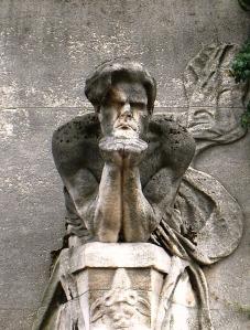 Cénotaphe de Baudelaire