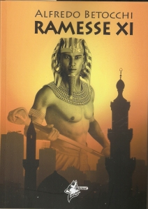 Ramesse con logo
